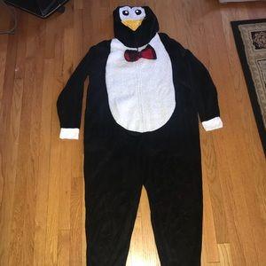 Other - Large extra large L XL penguin onesie men's